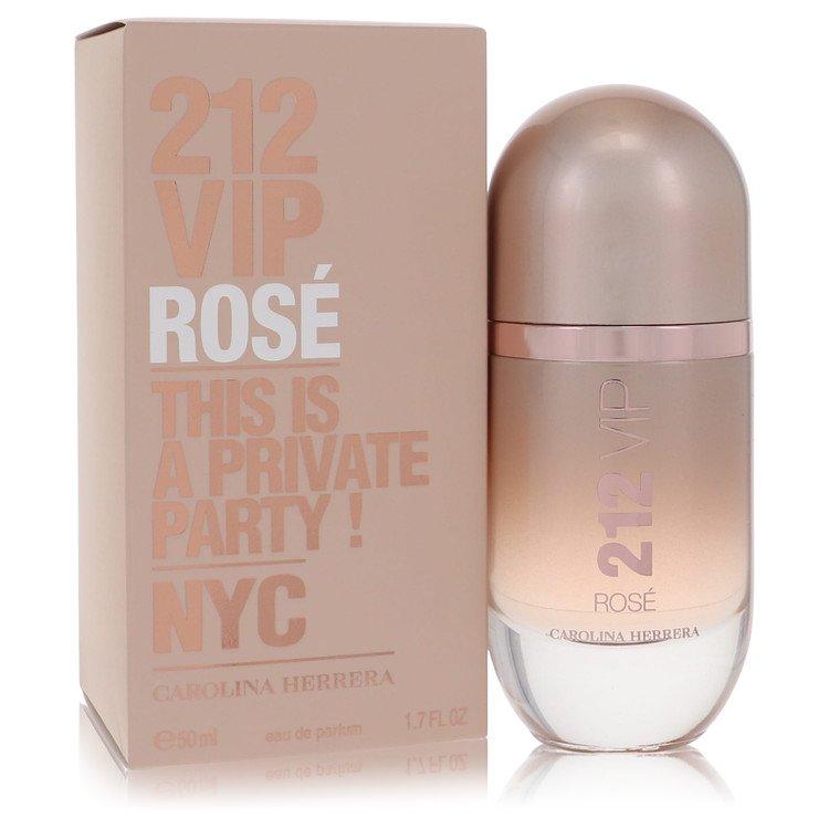 212 Vip Rose Perfume by Carolina Herrera 50 ml EDP Spay for Women