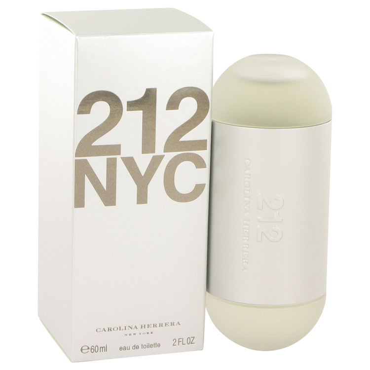 212 Perfume by Carolina Herrera 60 ml Eau De Toilette for Women