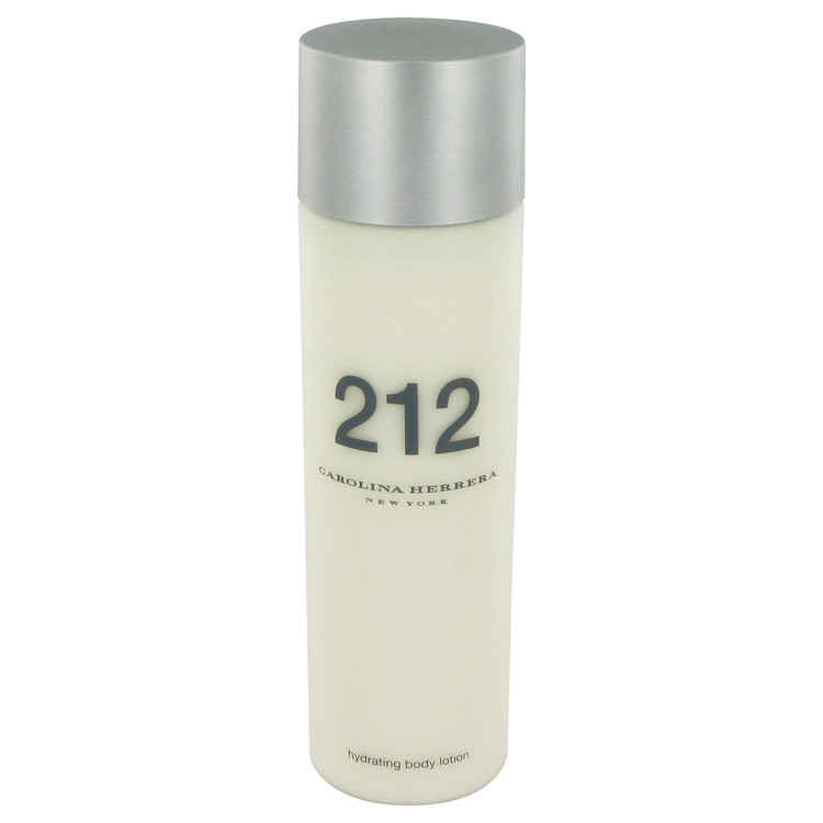 212 Body Lotion 8.5 oz Body Lotion (Tester) for Women