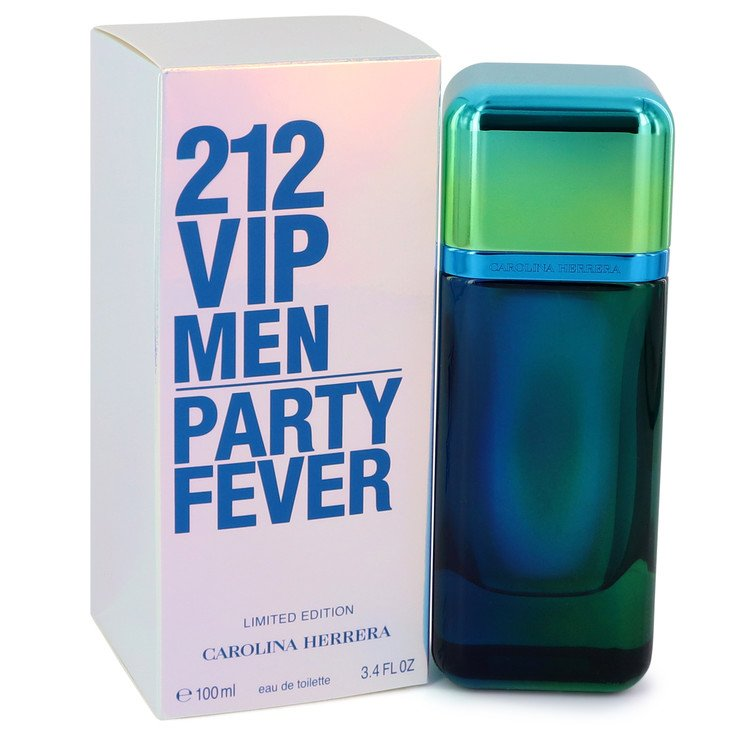 212 Party Fever Cologne 3.4 oz EDT Spray (Limited Edition) for Men