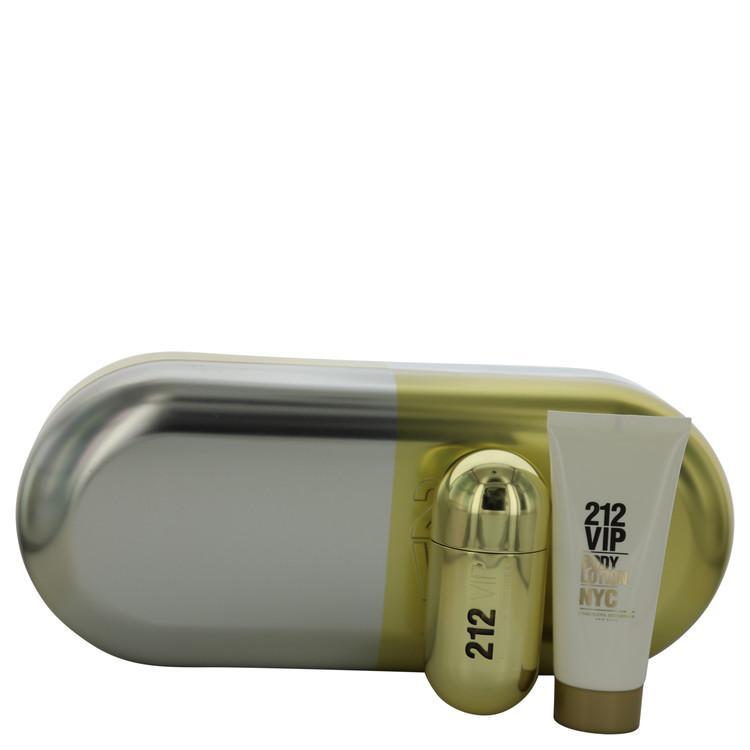 212 Vip for Women, Gift Set (1.7 oz EDP Spray + 3.4 oz Body Lotion)