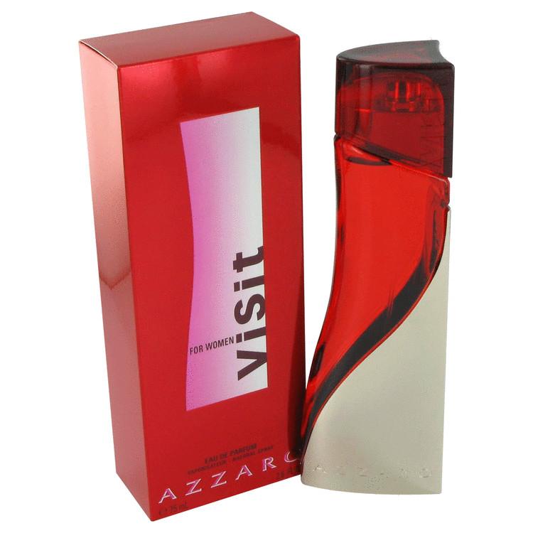 Visit Perfume by Azzaro 50 ml Eau De Parfum Spray for Women
