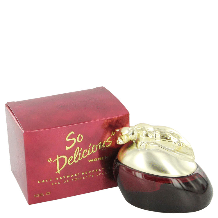 So Delicious Perfume by Gale Hayman 100 ml EDT Spay for Women