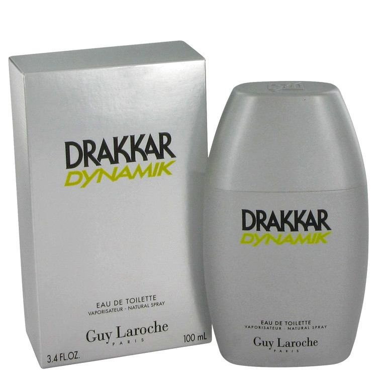 Drakkar Dynamik Cologne by Guy Laroche 50 ml EDT Spay for Men