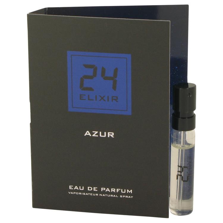 24 Elixir Azur by ScentStory for Men Vial (sample) .05 oz