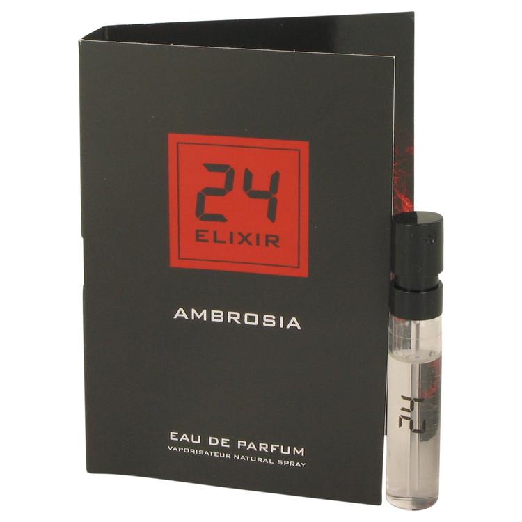 24 Elixir Ambrosia by ScentStory for Men Vial (sample) .05 oz
