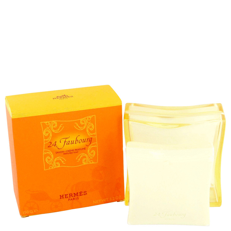 24 FAUBOURG by Hermes Soap Refill 3.5 oz