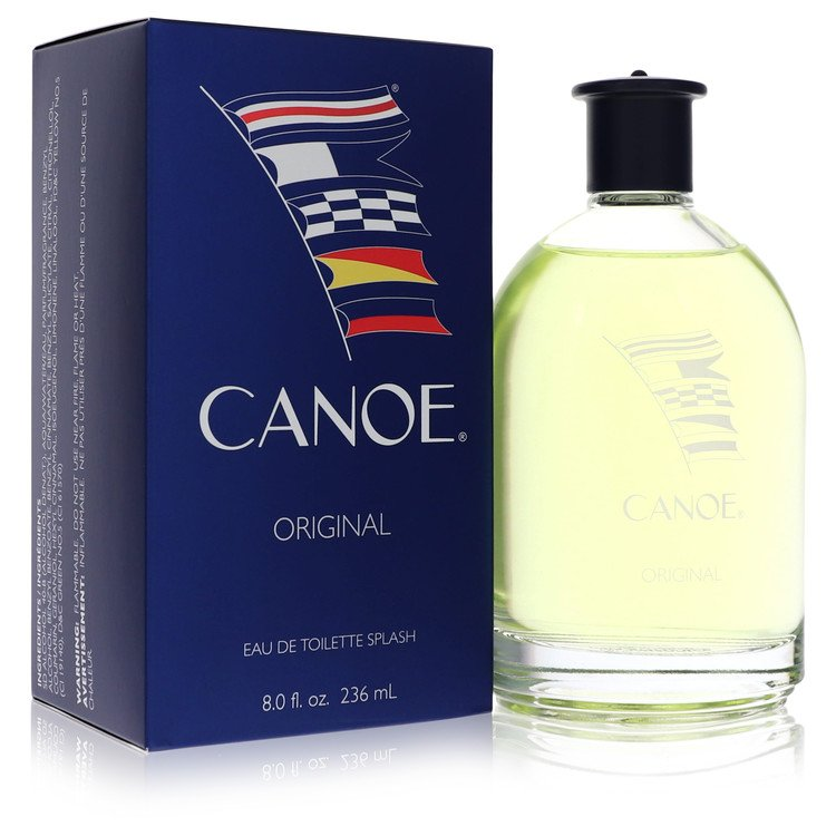 Canoe Gift Set -- Gift Set - Double Pack, Includes two 4 oz Cologne/Eau De Toilette Sprays for Men