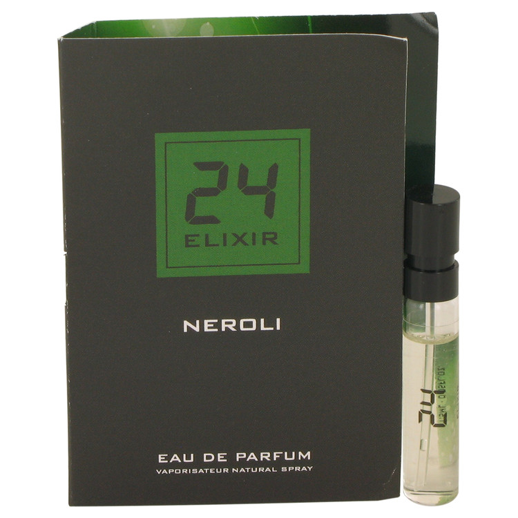 24 Elixir Neroli by Scentstory Men's Vial (sample) .05 oz