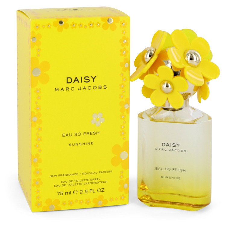 Daisy Eau So Fresh Sunshine Perfume 75 ml EDT Spay for Women