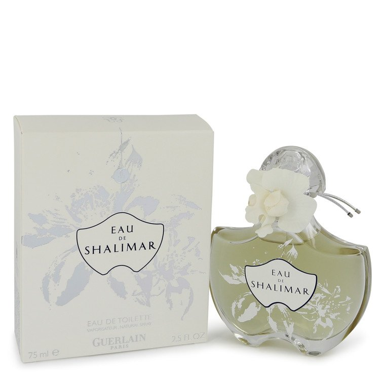 Eau De Shalimar Perfume by Guerlain 2.5 oz EDT Spay for Women