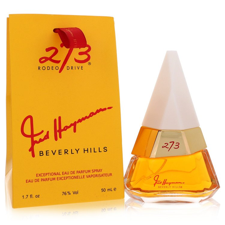 273 Perfume by Fred Hayman 50 ml Eau De Parfum Spray for Women