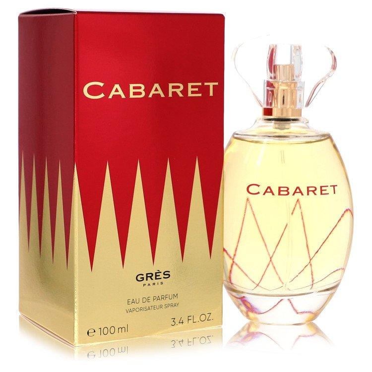 Cabaret for Women, Gift Set (1.7 oz EDP Spray + 1.7 oz Body Lotion + 1.7 oz Shower Gel)