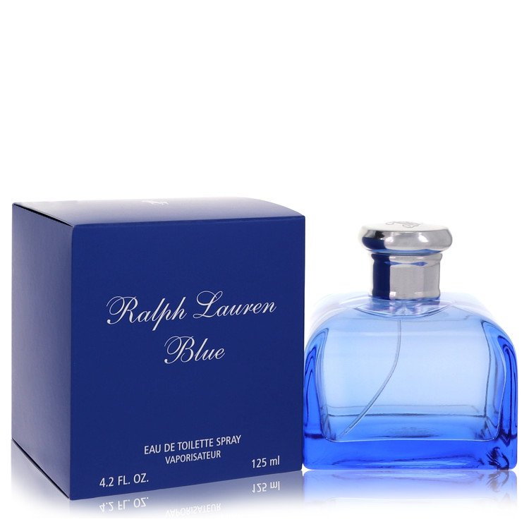 Ralph Lauren Blue Gift Set -- Gift Set - 4.2 oz Eau De Toilette Spray + 6.7  oz Moisturizing Body Gel for Women