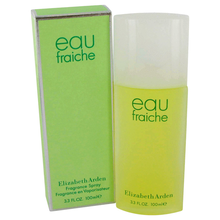 Eau Fraiche Perfume by Elizabeth Arden 50 ml Fragrance Spray for Women