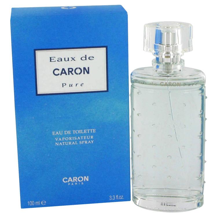 Eaux De Caron Pure Perfume by Caron 3.4 oz EDT Spay for Women