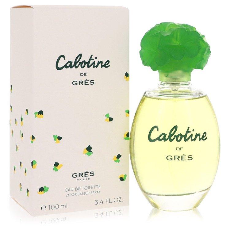 Cabotine Gift Set -- Gift Set - 1.7 oz Eau De Toilette Spray + 3.4 oz Body Lotion for Women