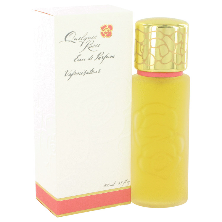 Quelques Roses Perfume by Houbigant 100 ml EDP Spay for Women