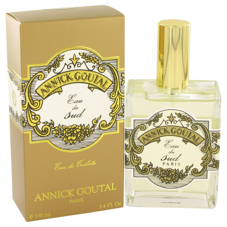 Eau Du Sud by Annick Goutal for Men Eau De Toilette Spray 3.4 oz