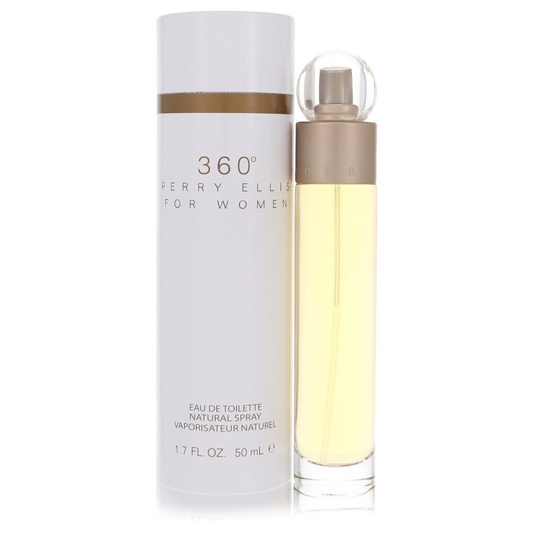 Perry Ellis 360 Perfume by Perry Ellis 50 ml EDT Spay for Women