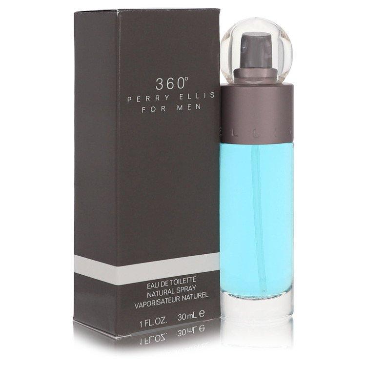 perry ellis 360 by Perry Ellis for Men Eau De Toilette Spray 1 oz