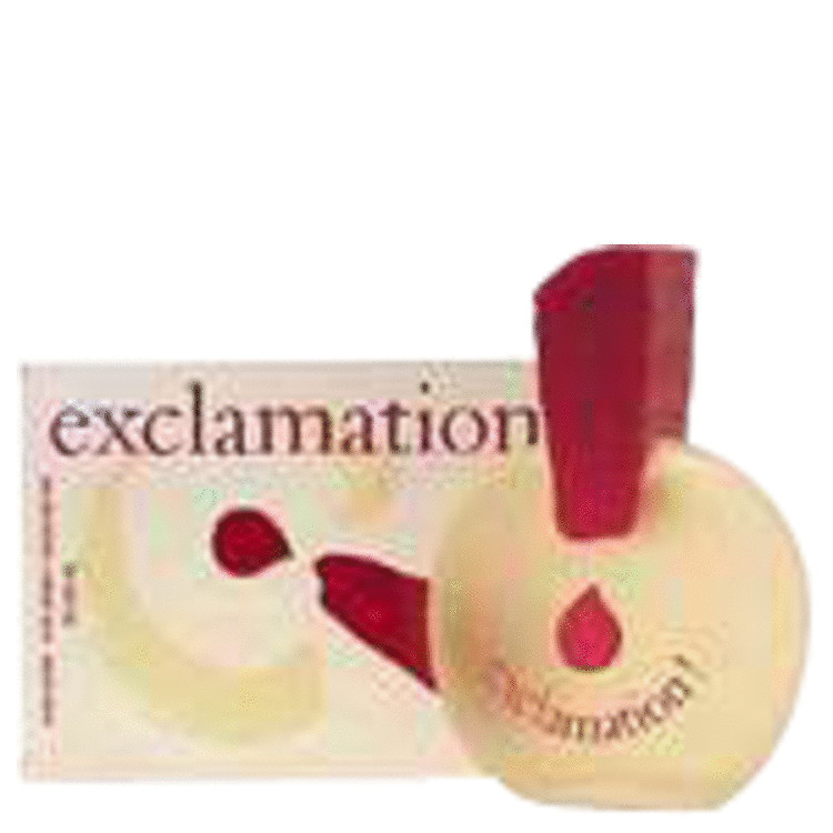 Exclamation Femme Perfume by Coty 100 ml EDT Spay for Women
