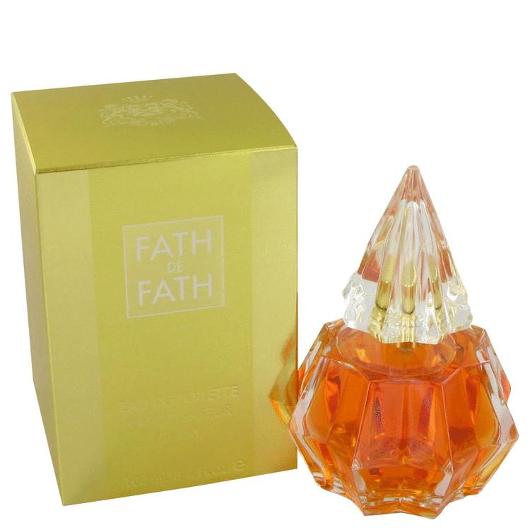 Fath De Fath Perfume by Jacques Fath 50 ml Eau De Toilette for Women