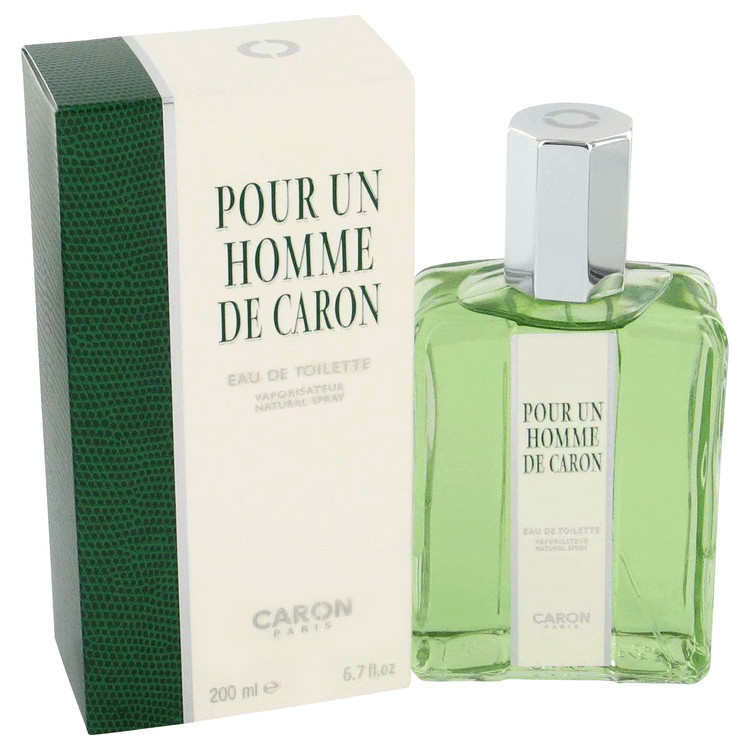 Caron Pour Homme Shampoo by Caron 6.7 oz Hair & Body Shampoo for Men