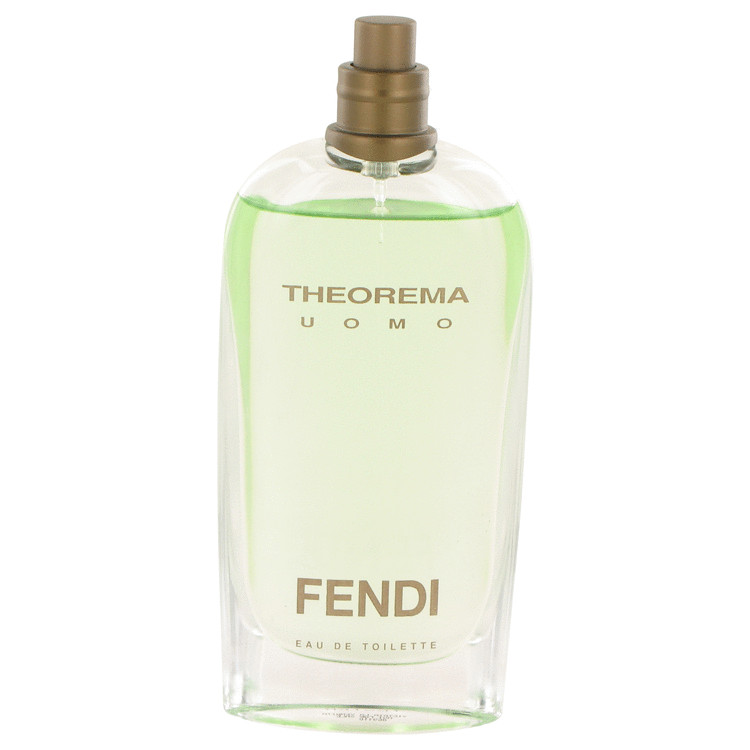 Fendi Theorema Cologne by Fendi 50 ml Eau De Toilette Spray for Men