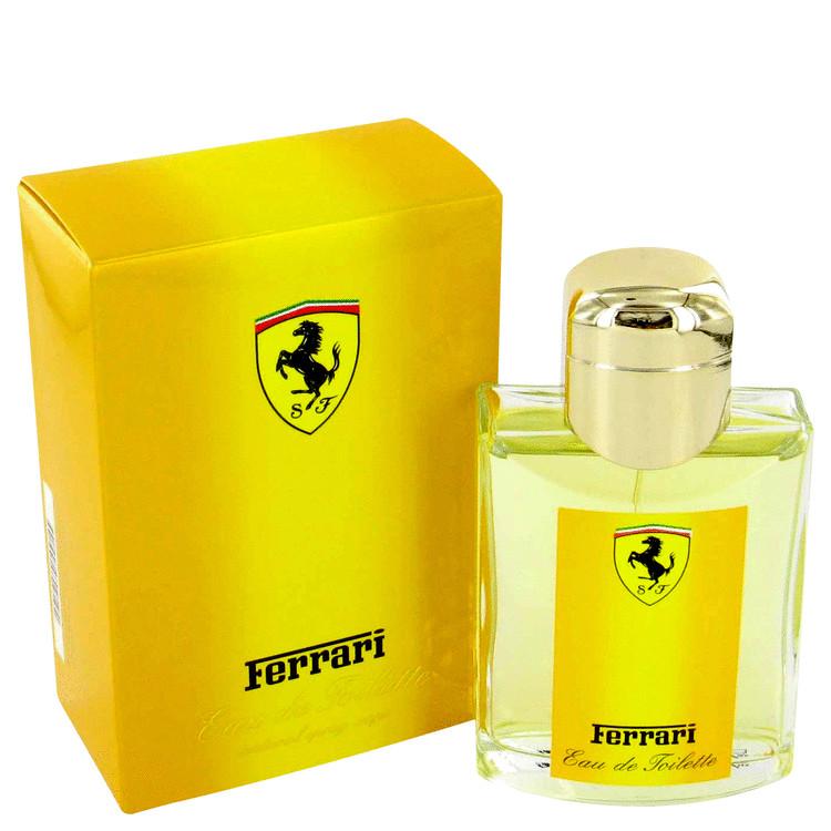 Ferrari Yellow Cologne by Ferrari 125 ml EDT Spray(Tester) for Men