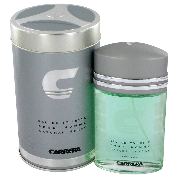 Carrera Cologne 3.4 oz EDT Spray (unboxed) for Men