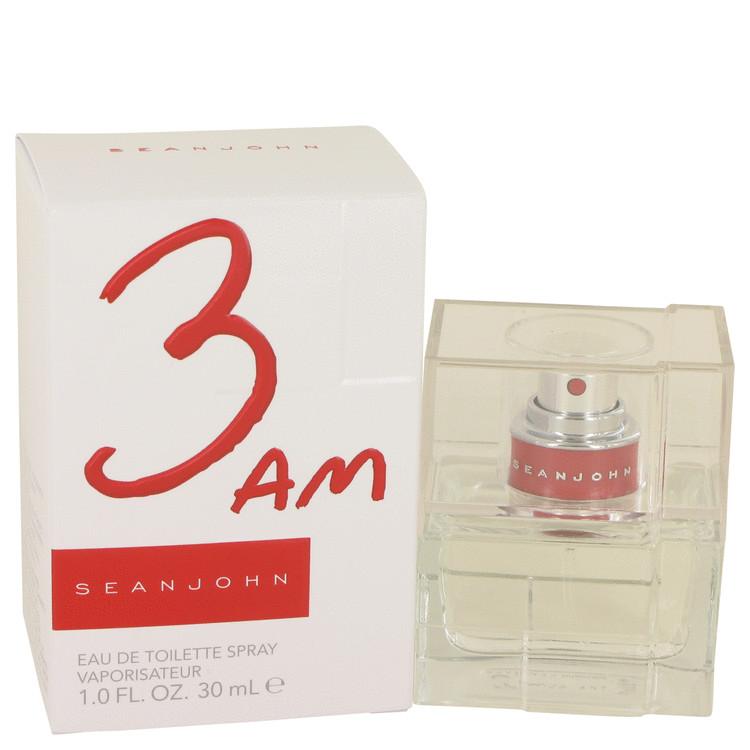 3am Sean John by Sean John for Men Eau De Toilette Spray 1 oz