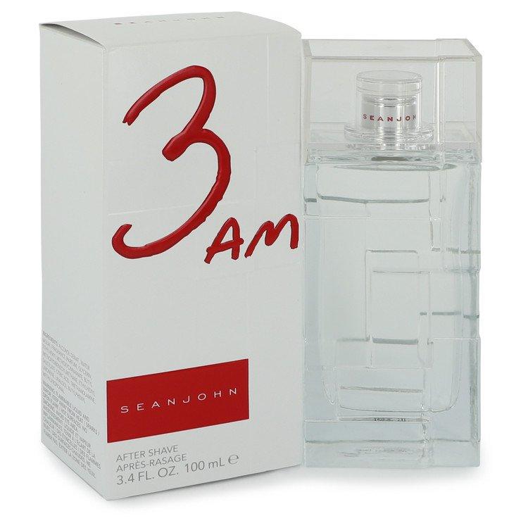 3am Sean John by Sean John for Men After Shave 3.4 oz