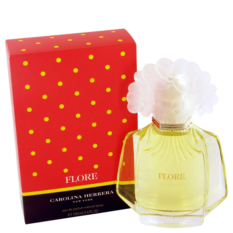 Flore Perfume by Carolina Herrera 7 ml Eau De Parfum Spray for Women