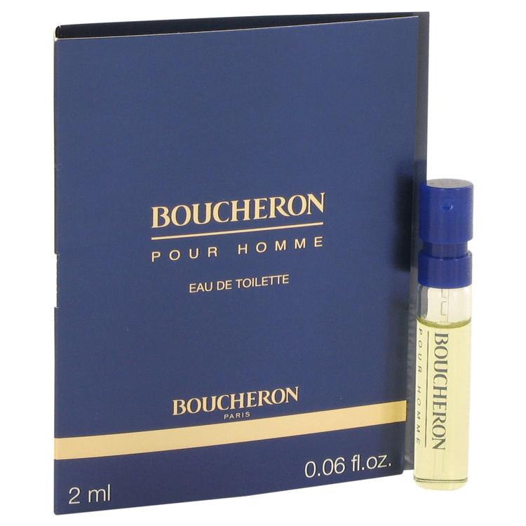 Boucheron by Boucheron Men's Vial EDP Spray (sample) .05 oz