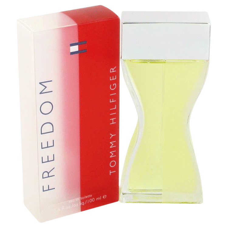 Freedom Perfume by Tommy Hilfiger 100 ml EDT Spay for Women