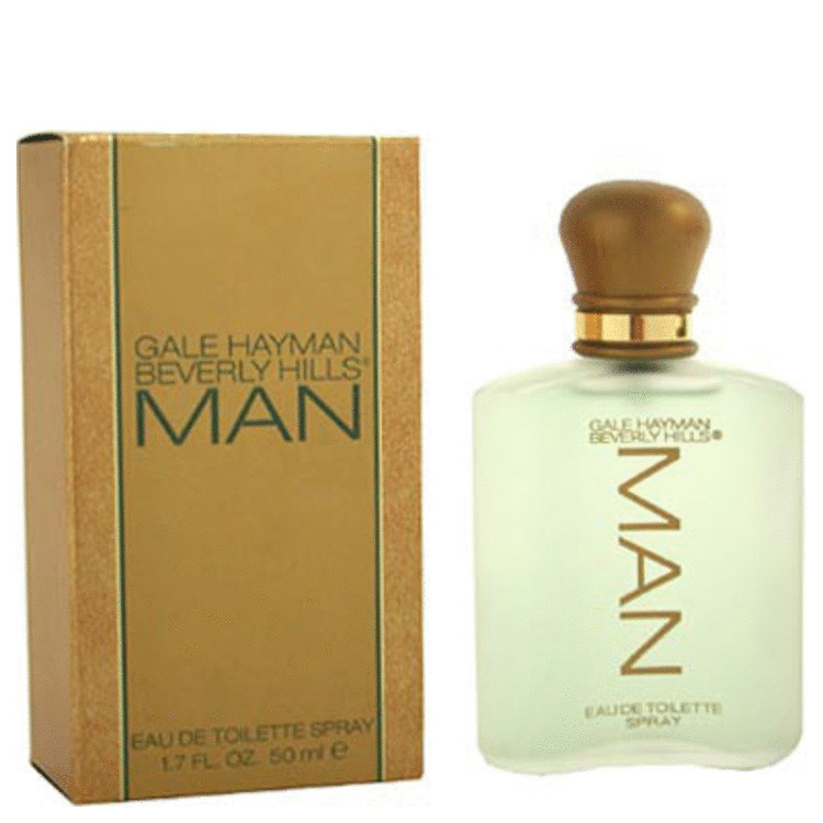 Gale Hayman Man Cologne by Gale Hayman 50 ml EDT Spay for Men