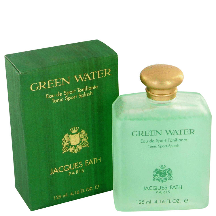 Green Water Cologne by Jacques Fath 75 ml EDT Spay for Men