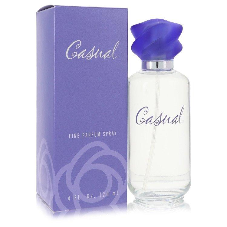 Casual Gift Set -- Gift Set - 2 oz Fine Perfume Spray + 3.3 oz Body Lotion + 3.3 oz Shower Gel for Women