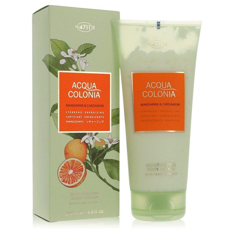 4711 Acqua Colonia Mandarine & Cardamom by 4711 Women's Body Lotion Body Lotion 6.8 oz