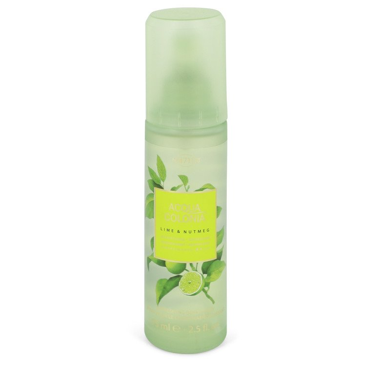 4711 Acqua Colonia Lime & Nutmeg by Maurer & Wirtz for Women Body Spray 2.5 oz