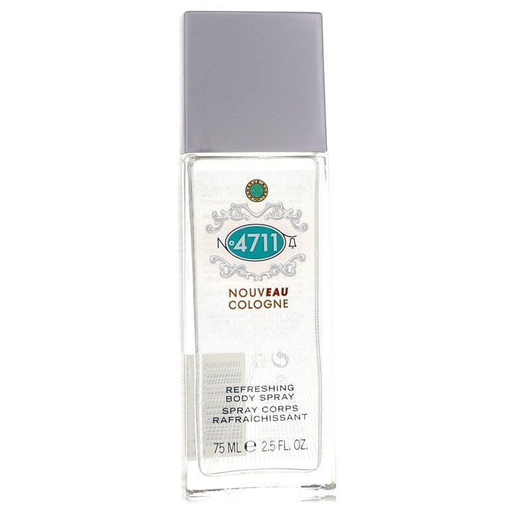 4711 Nouveau by Maurer & Wirtz for Women Body spray 2.5 oz