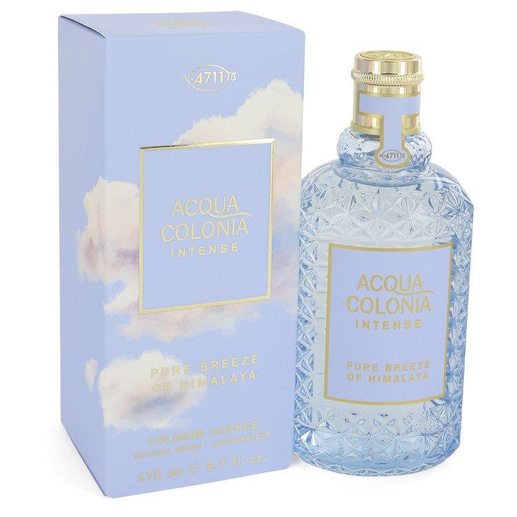 4711 Acqua Colonia Pure Breeze of Himalaya by 4711 –  Eau De Cologne Intense Spray (Unisex) 5.7 oz  169 ml