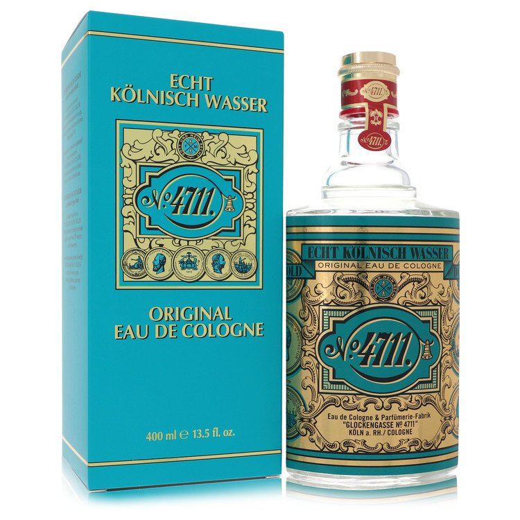 4711 by Muelhens for Men Eau De Cologne (Unisex) 13.5 oz