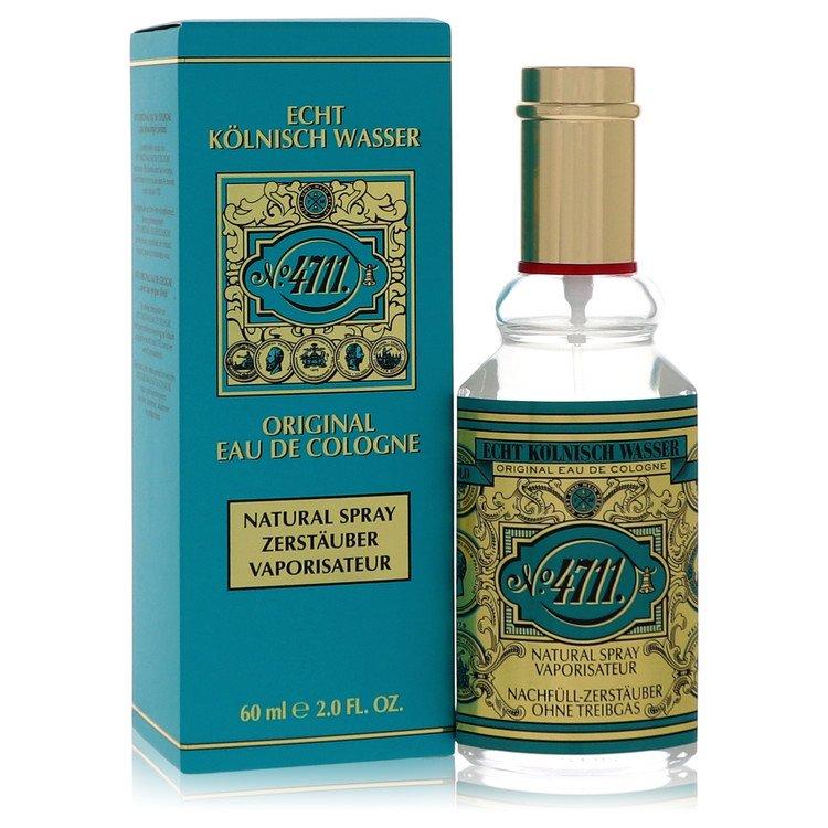 4711 Cologne by Muelhens 60 ml Cologne Spray (Unisex) for Men