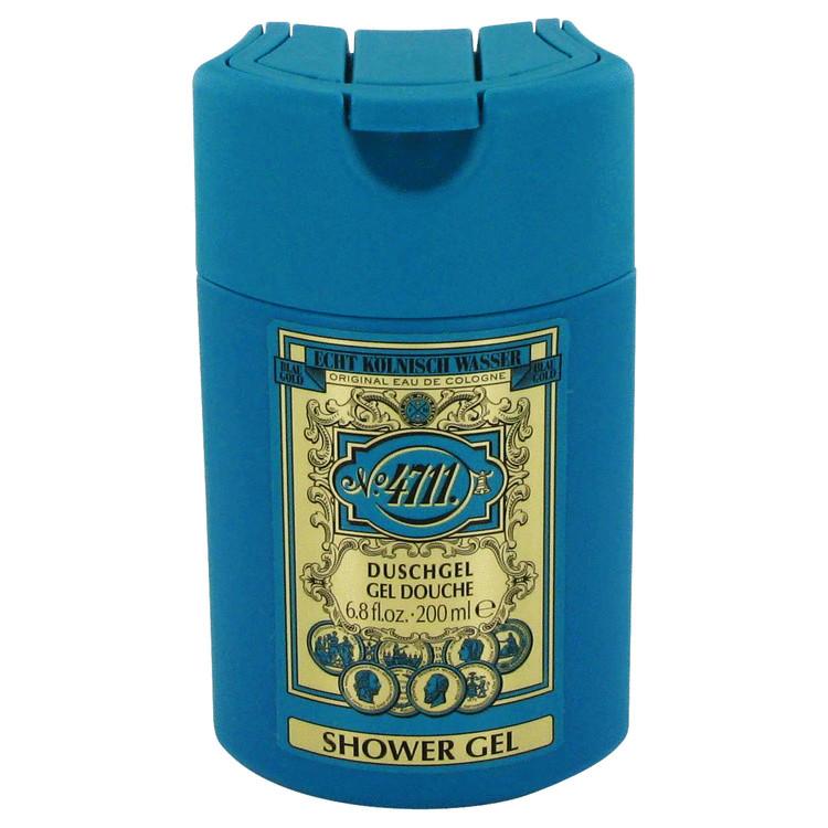 4711 by Muelhens for Women Shower Gel (Unisex) 6.8 oz