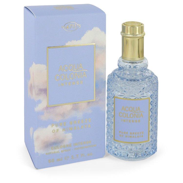 4711 Acqua Colonia Pure Breeze of Himalaya by 4711 –  Eau De Cologne Intense Spray (Unisex) 1.7 oz 50 ml
