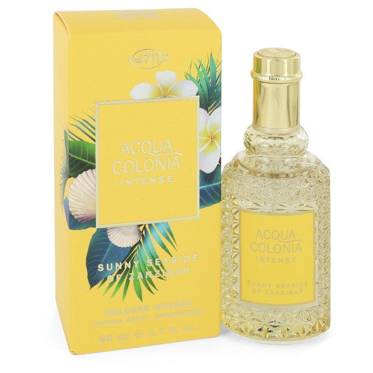 4711 Acqua Colonia Sunny Seaside of Zanzibar by 4711 –  Eau De Cologne Intense Spray (Unisex) 1.7 oz 50 ml