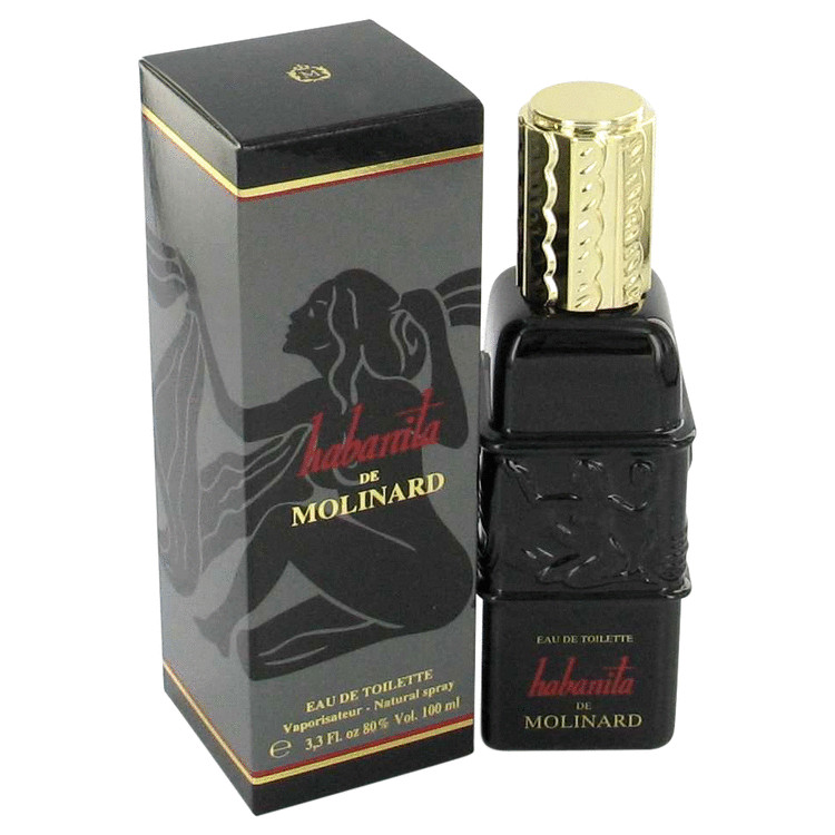 Habanita Perfume by Molinard 30 ml Eau De Toilette Spray for Women