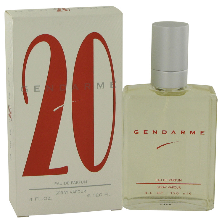 Gendarme 20 Perfume by Gendarme 120 ml Eau De Parfum Spray for Women